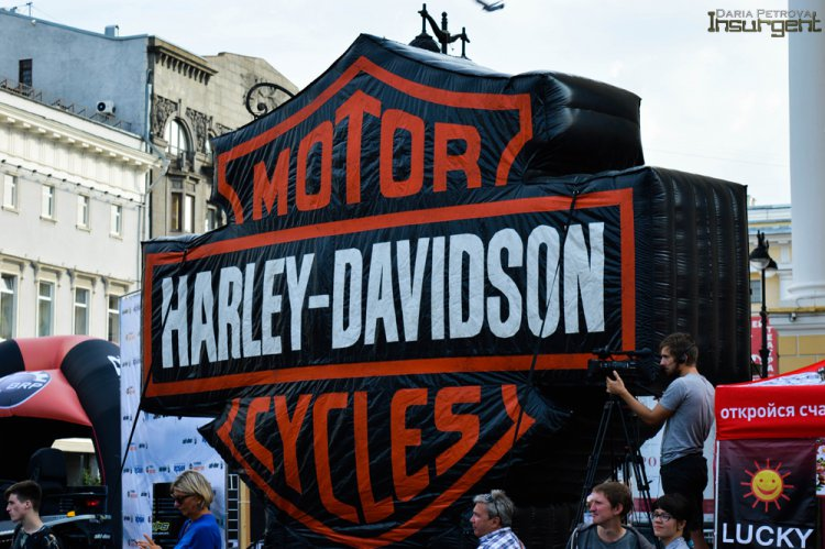 Saint-Petersburg Harley Days