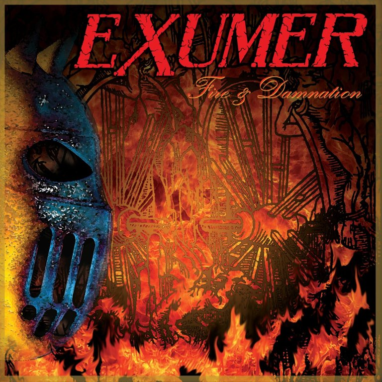Exumer - Fire Damnation