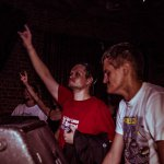 Pre Party фанатов METALLICA-15