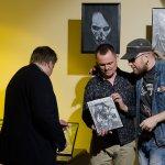 32 Выставка Сергей Загаровский
