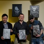 34 Выставка Сергей Загаровский