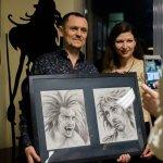 40 Выставка Сергей Загаровский