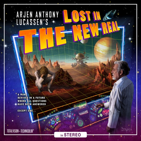 Arjen Lucassen – Lost In The New Real