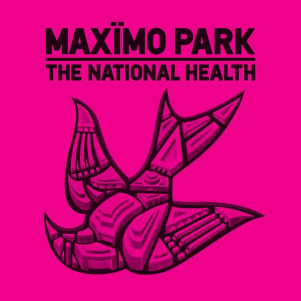 Maxїmo Park - The National Health