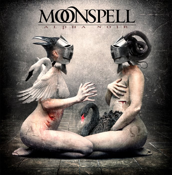 Moonspell - Alpha Noir - ?mega White