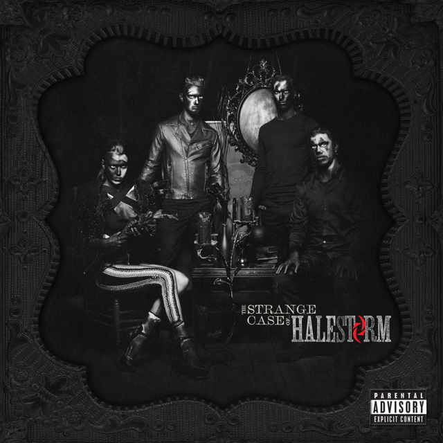 HALESTORM - The Strange Case Of