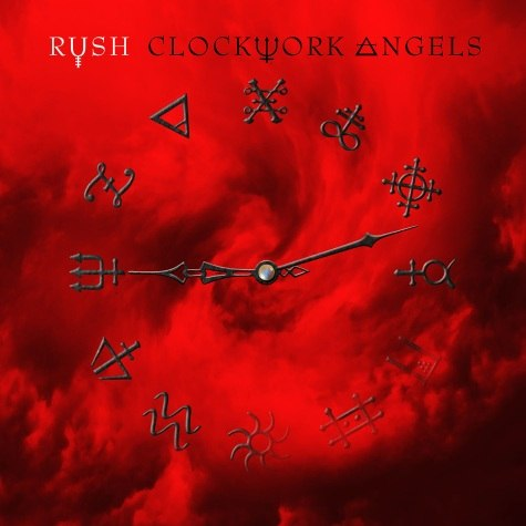 Rush — Clockwork Angels<br />