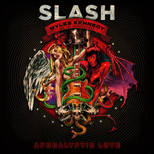 Slash — Apocalyptic Love