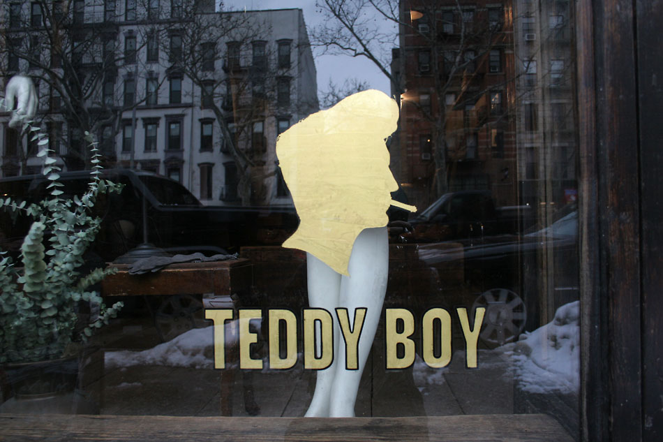 teddy-boys